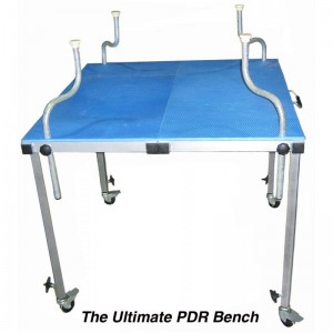 Ultimate Work Bench  Bonnet Stand